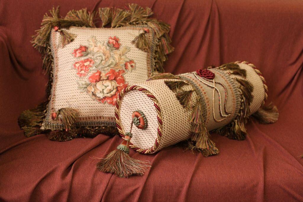 Валик диванный своими руками 70